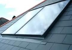 solar panel roof kit