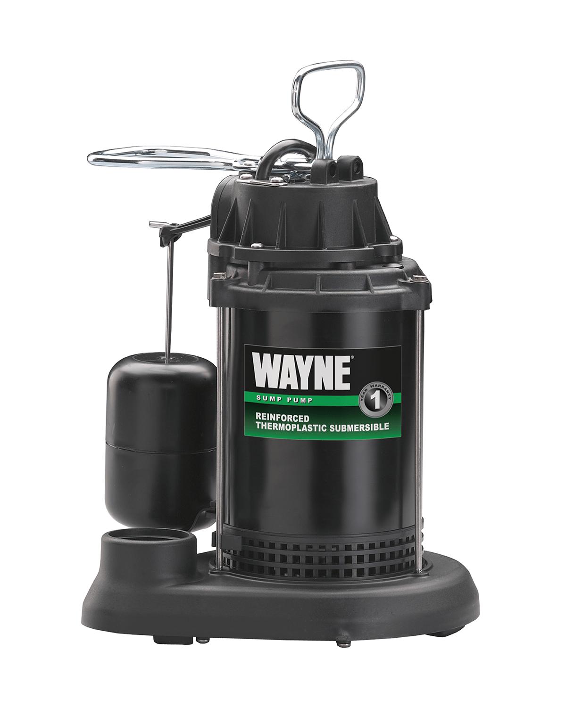 Wayne 1 2 Hp Sump Pump