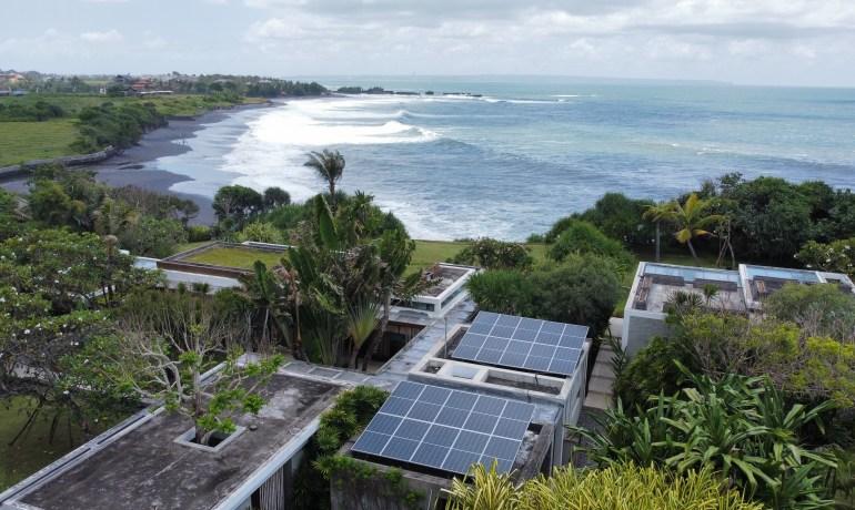 Hybrid system solar power indonesia
