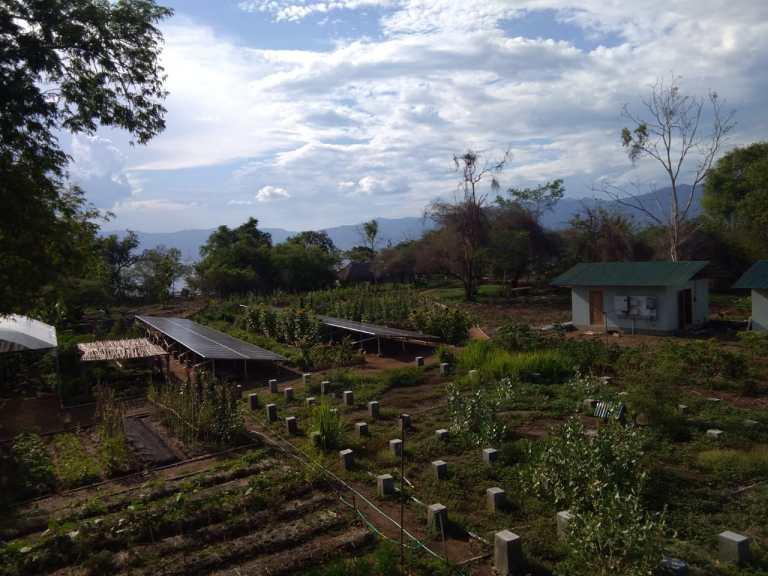 Alor Resort, Solar Power Indonesia