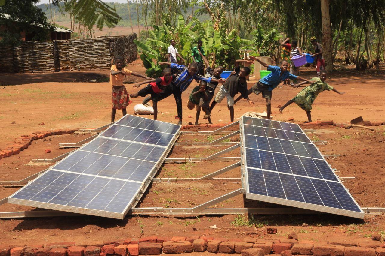 Solar Light Work How Panels
