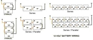 94 Battery Wiring Diagrams