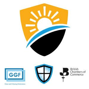 Solar Sentry with Logos underneath
