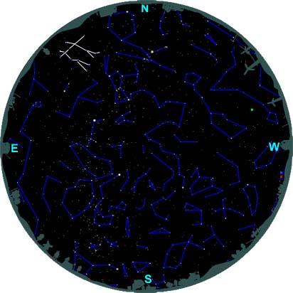 Gemini Constellation - Facts About Gemini ...