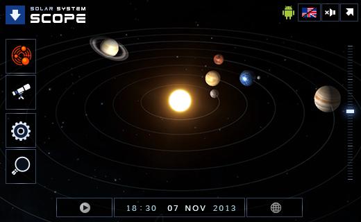 Online Models | Solar System Scope