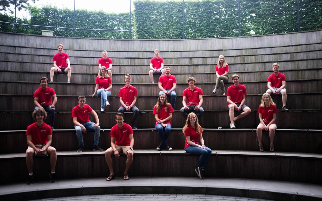 Solar Team Twente presenteert nieuw team