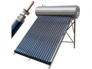 Termo Solar Compacto Heat Pipe