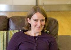 Dr Sharon Dirckx 'question of science and faith'