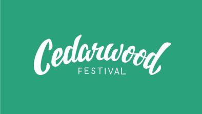 Cedarwood Festival logo
