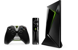 nvidia shield android tv - Kodi op tv afspelem