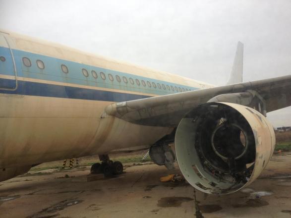 Avion d'entrainement Orly