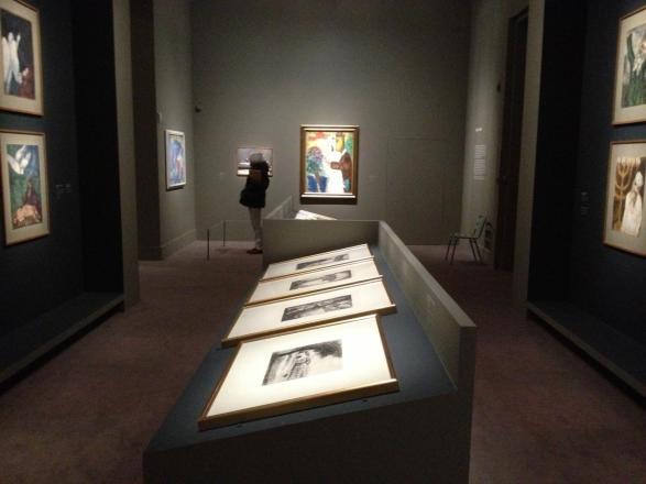 Chagall : entre guerre et paix