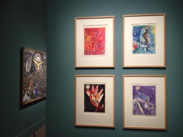 Dessins Chagall