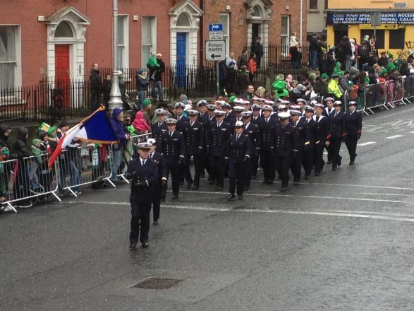 La France à Dublin