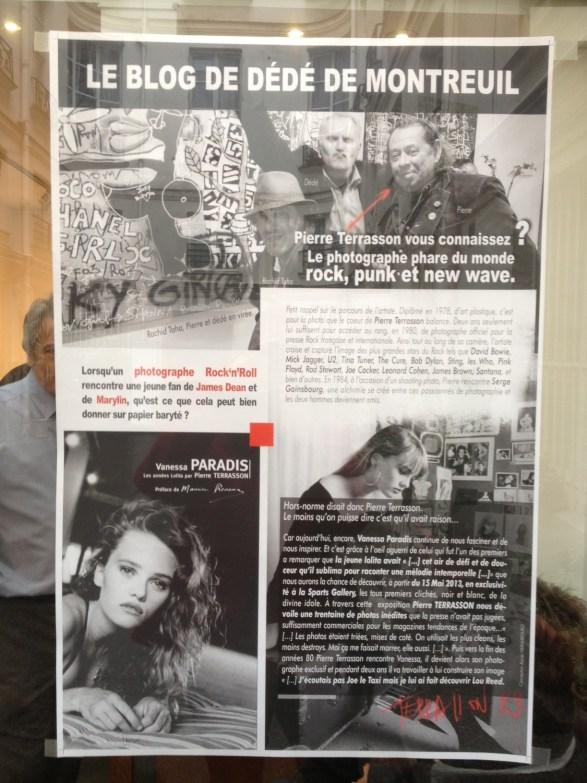 Le blog de Dédé de Montreuil