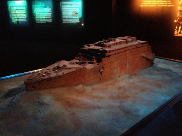 Epave Titanic