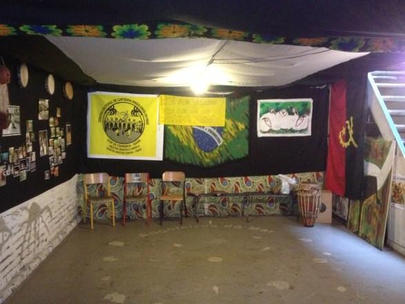 Salle de cours Miroiterie