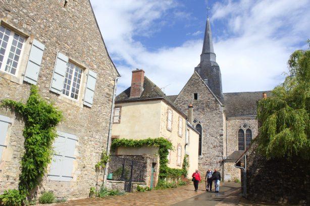 Saint Suzanne Mayenne
