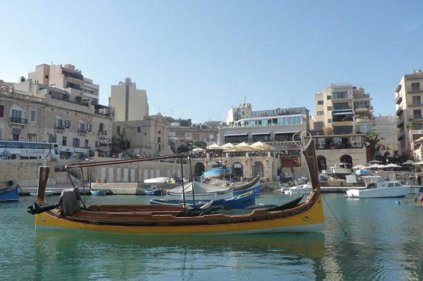 Bateau Malte