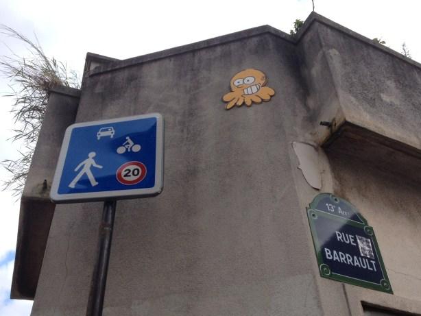 Rues Butte aux Cailles