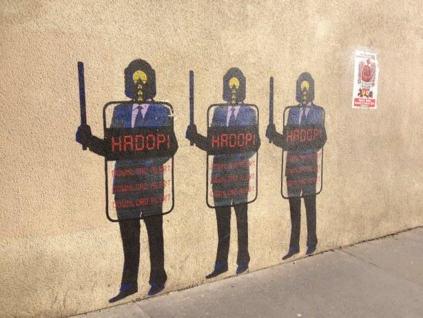 Art urbain Butte aux Cailles