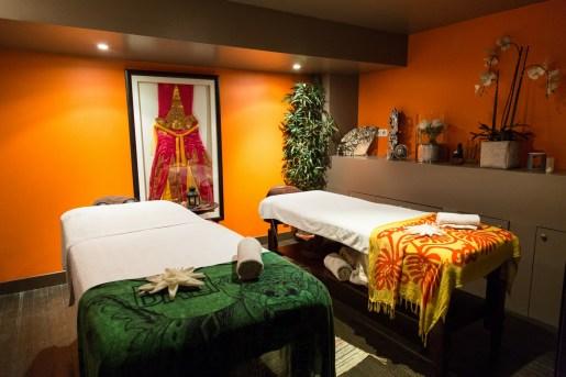 Cabine de massage Mamabali