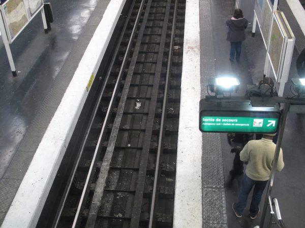 Coulisses de la RATP
