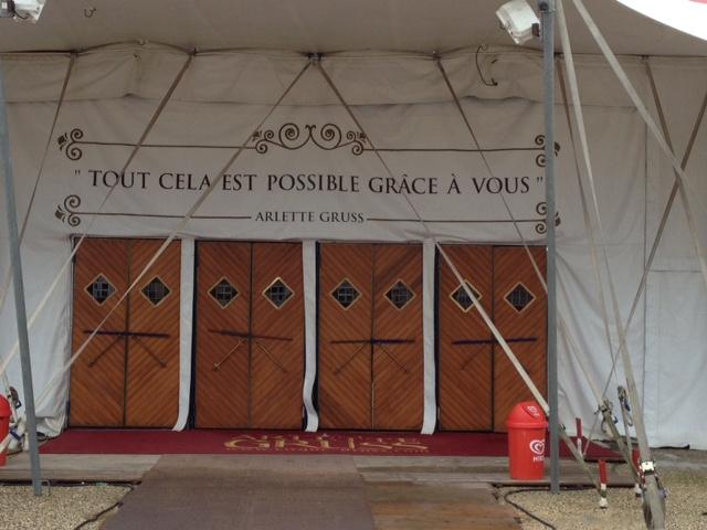 Cirque Gruss Bordeaux