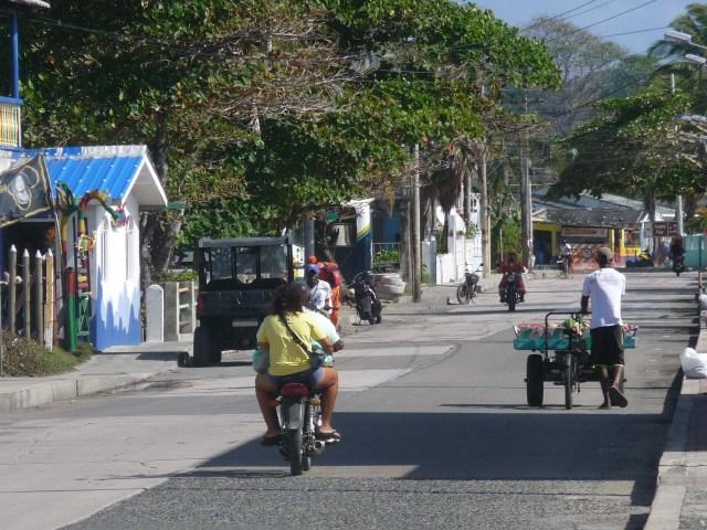 Scooter San Andrés