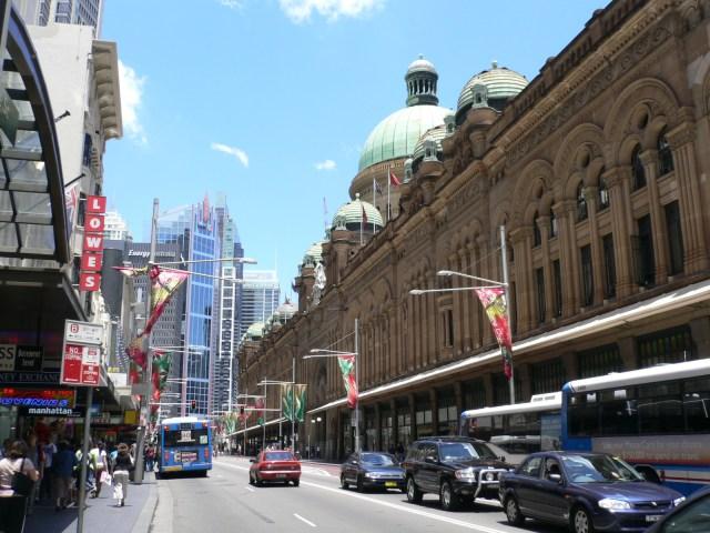 Rues de Sydney