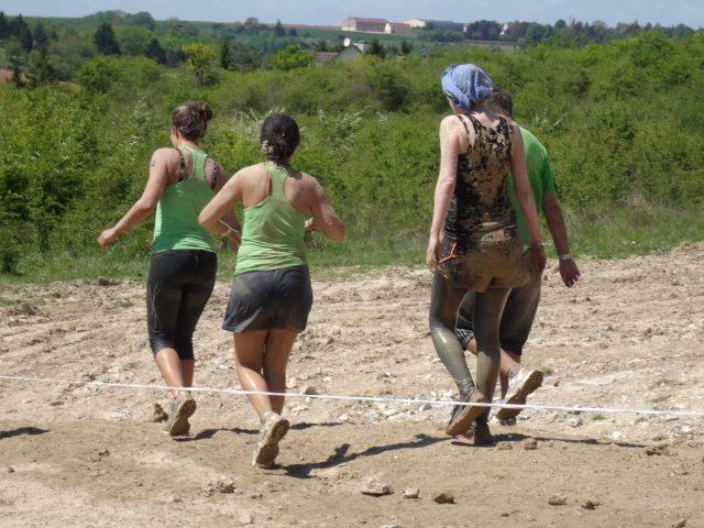 Mud Day boue