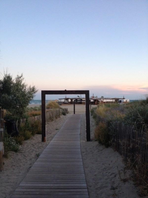Plage du Golf Cap d'Agde