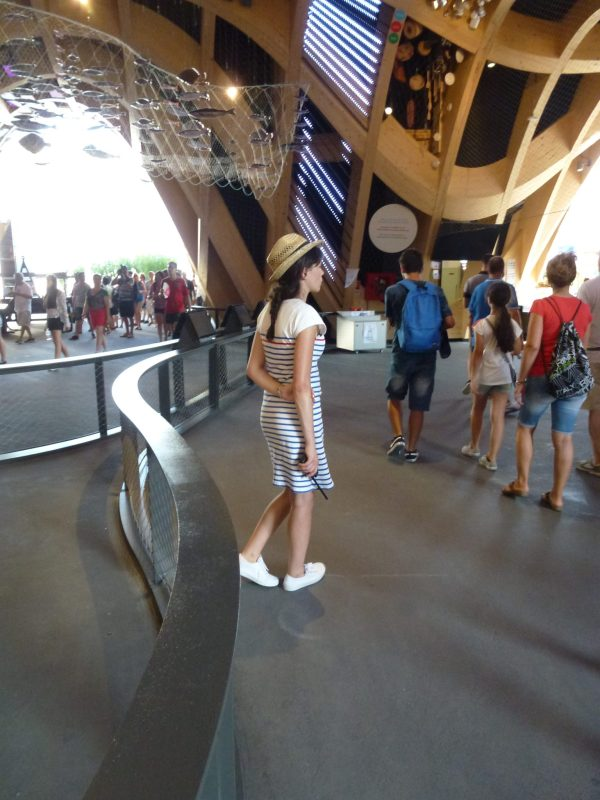 Italie expo universelle