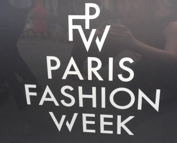 Fashion Week Haute Couture parisienne