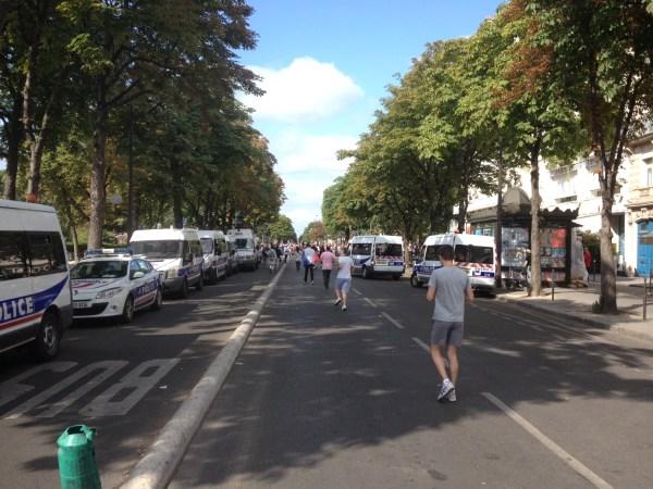 Champs Elysées 14 juillet