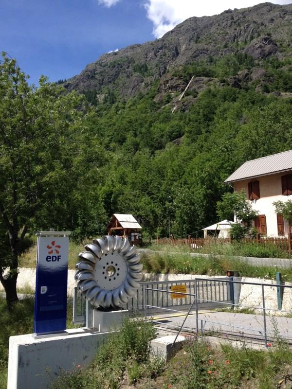 musée hydroélectrique des Claux