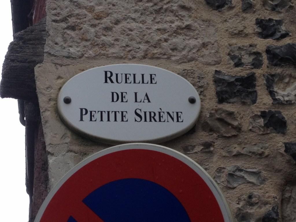 Ruelle de la Petite Sirène