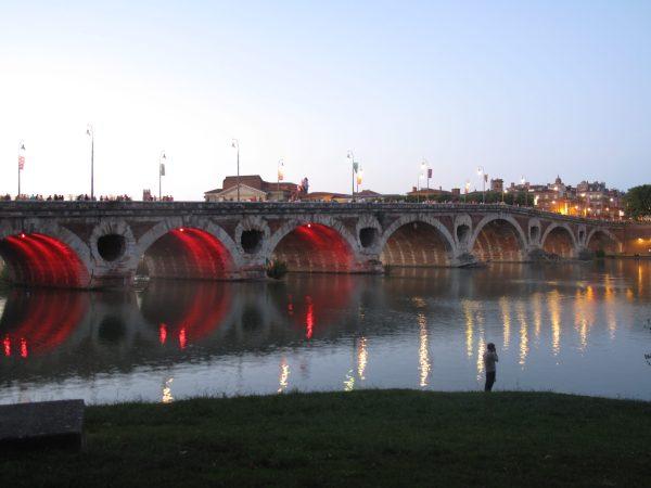 Pont Garonne Toulouse