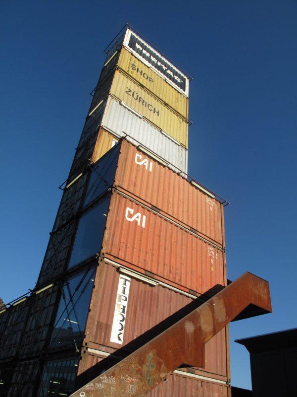 Container Zurich
