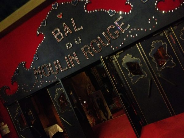 Coulisses Moulin Rouge