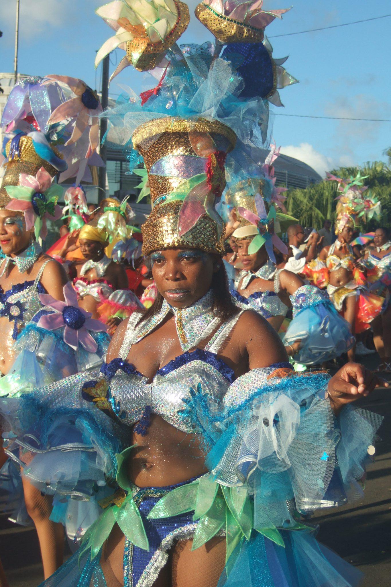 Déguisement carnaval Guadeloupe