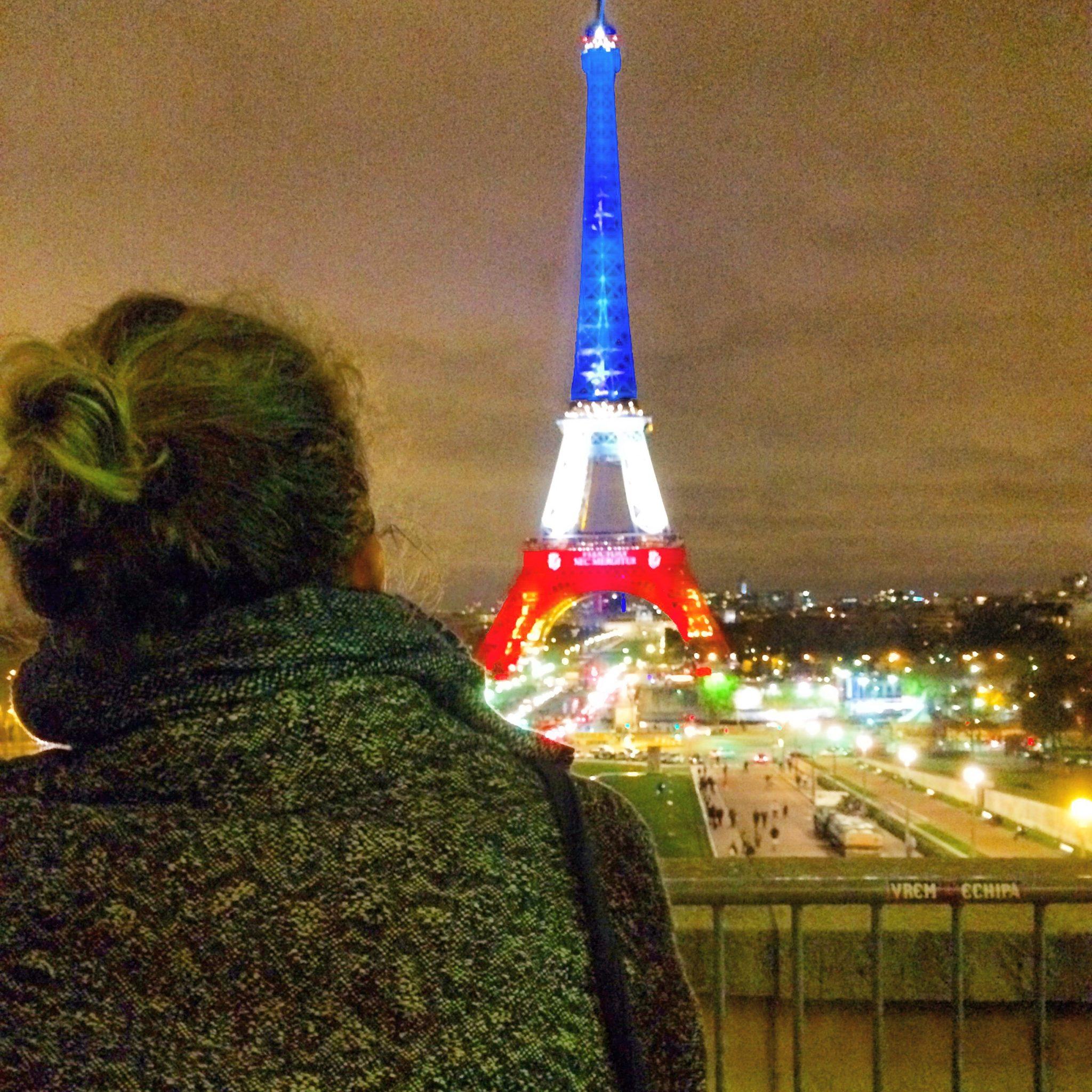 Paris se réveille