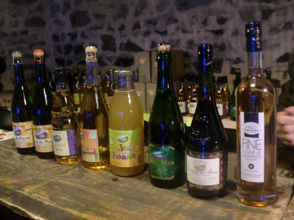 Cidres et dérivés Mayenne