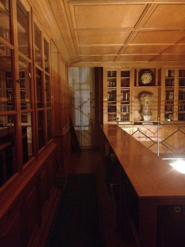 Bibliothèque de Chateaubriand