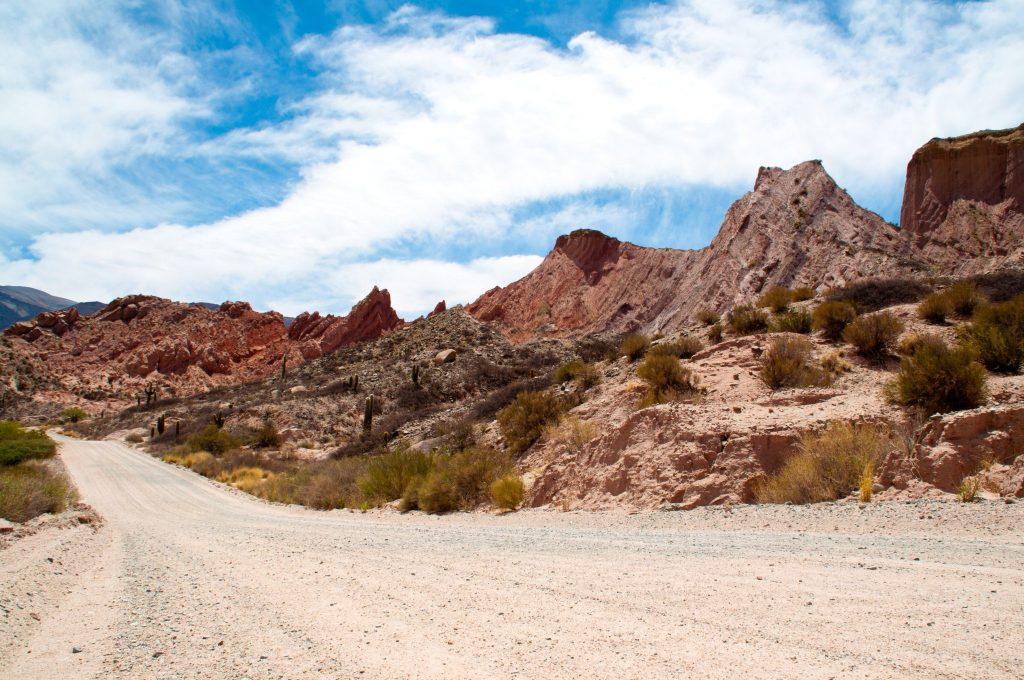 Vallée de Calchaquies Argentina