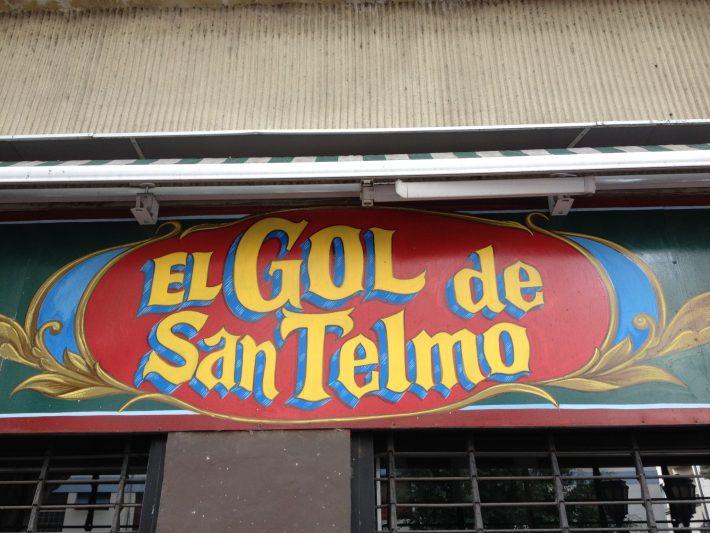 San Telmo Argentine