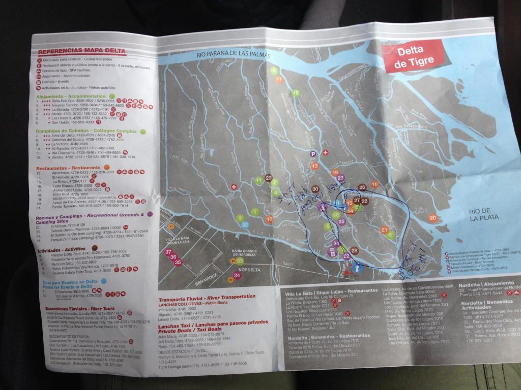 Plan Delta de Tigre