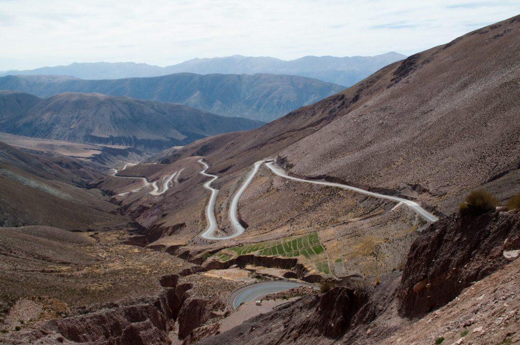 Road Trip nord de l'Argentine