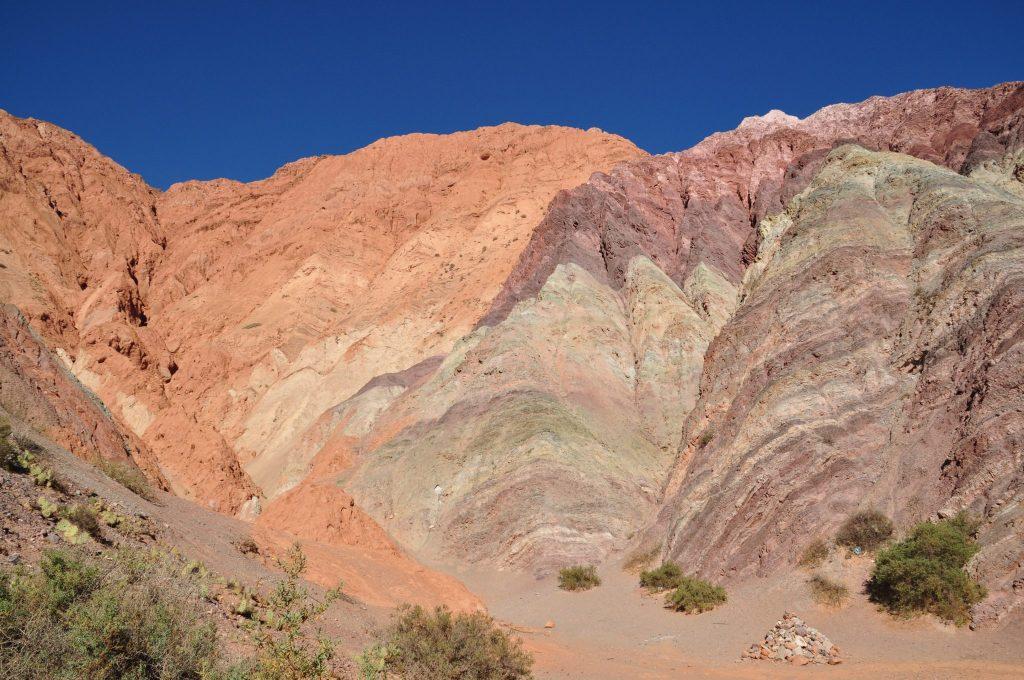 Montagnes aux 7 couleurs Argentine
