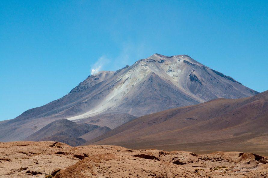 Volcan Ollagüe